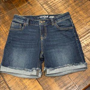 Girls Jean Shorts size 10/12